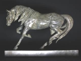 Dynamic: modern  by Gill Parker sculpture, Modern