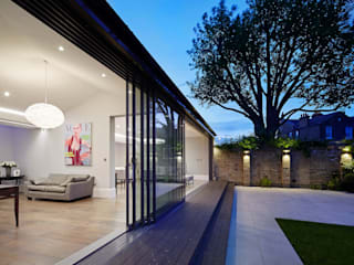 Maisons de style  par Sophie Nguyen Architects Ltd, Moderne