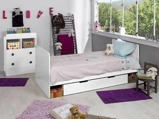 Kinderzimmer: modern  von www.monpetit-kinderzimmer.de,Modern