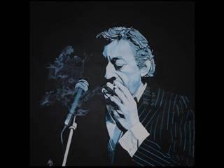 Serge Gainsbourg:  de style  par Imagine