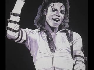 Michael Jackson:  de style  par Imagine