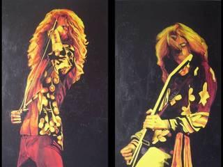 Led Zeppelin:  de style  par Imagine
