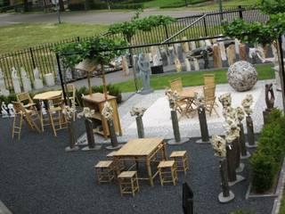 Bamboemeubels en Decoratie bij Beeldenmarkt.nl Aziatische hotels van HO-Jeuken Aziatisch