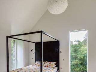 The Nook Moderne slaapkamers van Hall + Bednarczyk Architects Modern