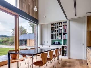The Nook Moderne eetkamers van Hall + Bednarczyk Architects Modern