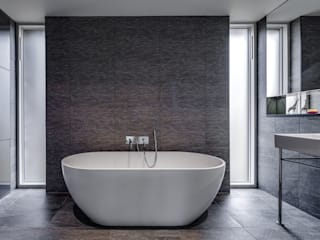 The Nook Moderne badkamers van Hall + Bednarczyk Architects Modern