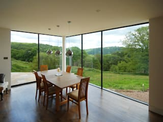 Valley Springs Hall + Bednarczyk Architects Modern Kitchen
