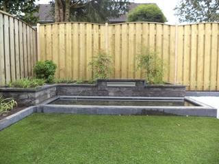 Duurzame moderne tuin Moderne tuinen van Van Hoof Hoveniers Modern