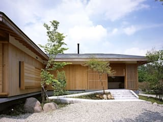 Classic style houses by TAMAI ATELIER Classic