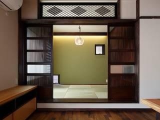 八潮の家: TAMAI ATELIERが手掛けた和室です。