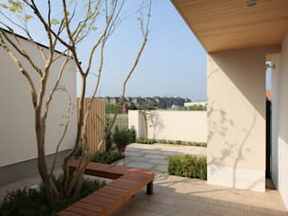 Modern Garden by TAMAI ATELIER Modern