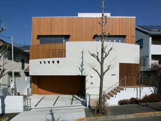 南町田の家 オリジナルな 家 の 田代計画設計工房 オリジナル