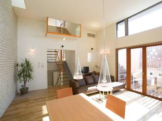 南町田2 オリジナルデザインの リビング の 田代計画設計工房 オリジナル
