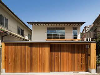 上高野の家 オリジナルな 家 の 河合建築デザイン事務所 オリジナル