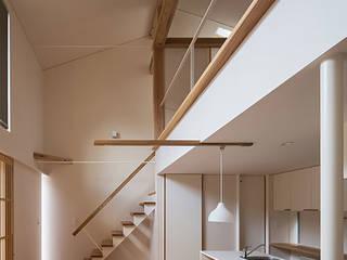 上高野の家 オリジナルデザインの リビング の 河合建築デザイン事務所 オリジナル