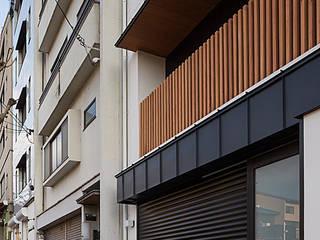 高台寺の家 オリジナルな 家 の 河合建築デザイン事務所 オリジナル