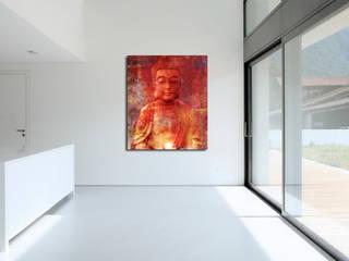 Drucke von Mixed Media Kunst - Malerei und Photography Moderne Wohnzimmer von Kristin Thielemann Modern