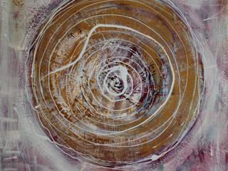 Energy Art - The Power of the 4 Elements von Kristin Thielemann Minimalistisch
