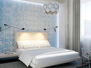 klassische Schlafzimmer von Samarina projects