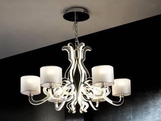 Lámpara Alma:  de estilo  de Euroluz Jacrima SL