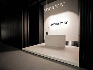 alteme licht ag / the poetry of shadows Minimalistisches Messe Design von 22quadrat Minimalistisch