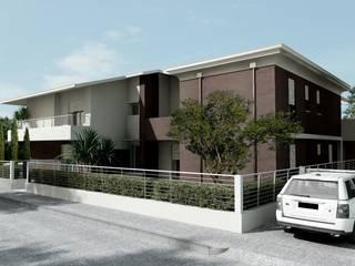Fronte: Case in stile in stile Moderno di Nostran Servizi Immobiliari