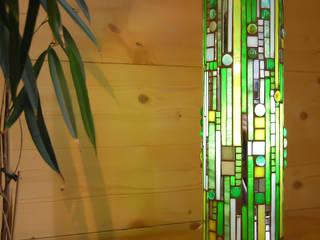 """Lampe """"Coline"""" par Fred Rochet Sculptures Éclectique"""