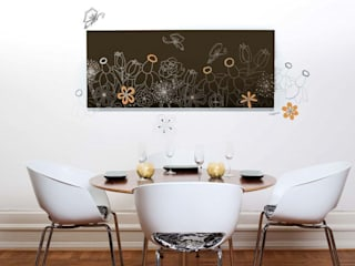 Dining room by Murales Divinos, Modern