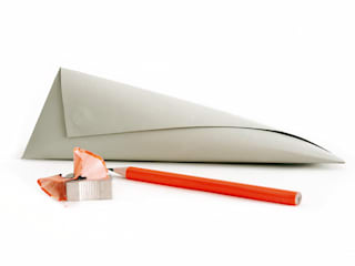 Poet | Etui für Stifte aus Dokumentenpapier:   von dekoop GmbH