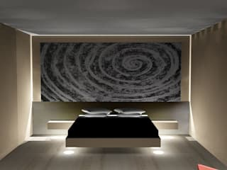 Bedroom by Murales Divinos
