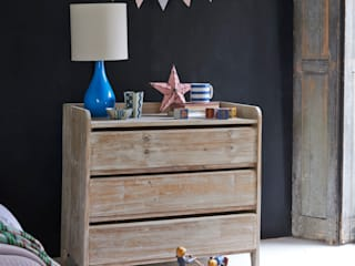 Quack chest of drawers homify Nursery/kid's roomWardrobes & closets