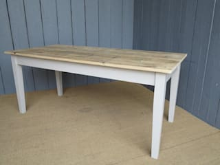 Bespoke Living Items UKAA | UK Architectural Antiques KitchenTables & chairs Wood White