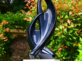 Tranquility Sculpture Statues & Sculptures Online Modern style gardens