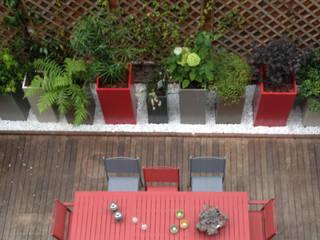 ATELIER SO GREEN Jardines de estilo moderno