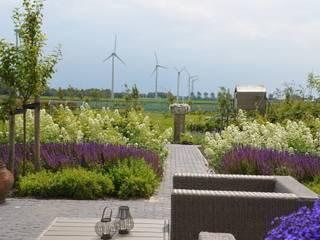 Lounge hoek:  Gezondheidscentra door Tuin van Heden