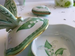 De la porceaine de Limoges peinte à la main L'Atelier Porcelaine MaisonAccessoires & décoration