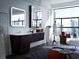 Industrial style bathroom by VALPIETRA® Industrial