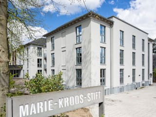 Altenheim Marie Kroos-Stiftung Moderne Praxen von Andreas Edye Architekten Modern