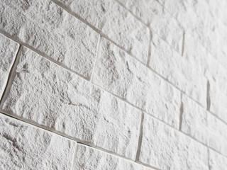 """Un dettaglio ravvicinato di SPALATO BRICK, la pietra di Spalato a """"spaccatello"""":  in stile  di VALPIETRA®"""