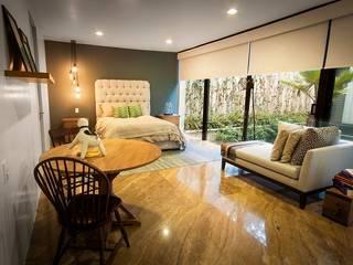 Dormitorios modernos: Ideas, imágenes y decoración de Concepto Taller de Arquitectura Moderno