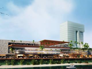 Modern shopping centres by Marmoles ARCA Modern