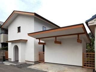 ある舞踏家の家: 松井建築研究所が手掛けた家です。