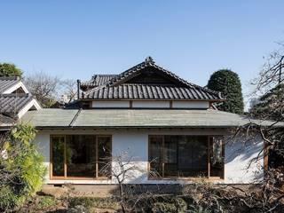 次世代へ引き継ぐ家: 松井建築研究所が手掛けた家です。