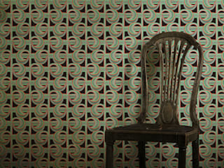 modern  by Mitas & Co. Wallpapers & Textiles, Modern