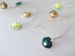 guirlande lumineuse:  de style  par jolielettre&beautissu