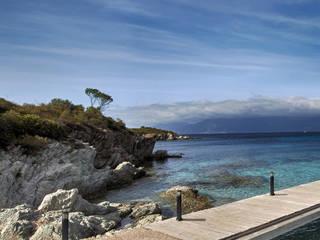 Balcones y terrazas de estilo mediterráneo de LEDS-C4 Mediterráneo