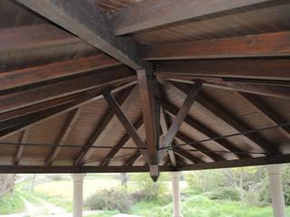 من CUTECMA Estructuras de madera ريفي