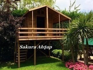 Sakura Ahşap Taman Klasik