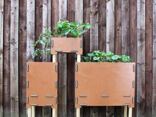 Urban Gardening mit WERKHAUS outsider von Werkhaus Design + Produktion GmbH Skandinavisch