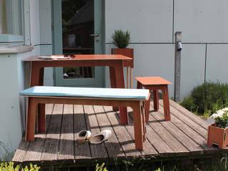 Sitzgruppe Leichtgewicht von Werkhaus Design + Produktion GmbH Skandinavisch